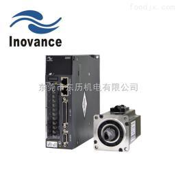 IS620PS2R8I+ISMH4供应 2.5D抛光机用0.85kw伺服电机,汇川0.85kw伺服电机,广东总代理