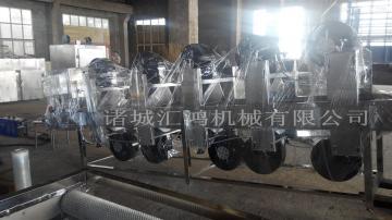 HFG-6000鮮玉米除水風干機