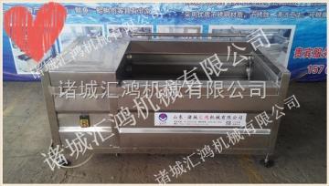 HQX-3000大棗毛輥清洗機 紅棗清洗機