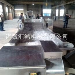 HDL-4000全自動薯片油炸生產線