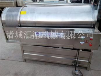 HTW-2000滚筒调味机 食品连续调味设备