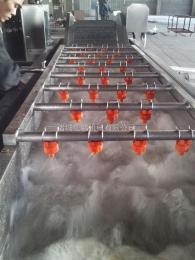 1500型紅棗氣泡翻浪清洗機質量認證