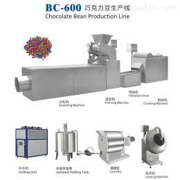 BC-600巧克力生产线