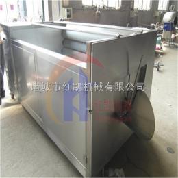 HK-1200马蹄清洗机防损伤广西马蹄四川马蹄清洗机小型去皮机