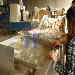 HK-2000供应冻品解冻机冻肉解冻线