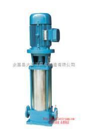多级管道离心泵,GDL立式多级泵,便拆式管道多级泵