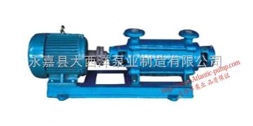 GC鍋爐給水泵,臥式單吸多級給水泵,2GC-5×6 多級泵
