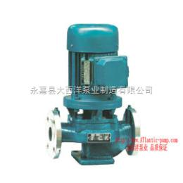 ISG、IHG型立式管道离心泵,立式单级离心泵,管道式离心泵,ISG型离心泵,