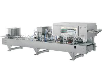 CFD-60巧克力全自动灌装封口机食品灌装封口机