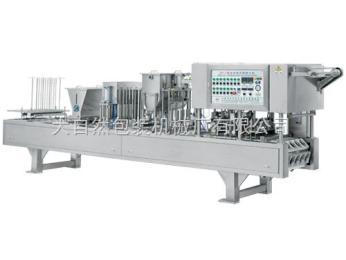 CFD-4全自动灌装封口机食品高速灌装封口机