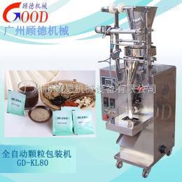 GD-KL 小袋红糖姜茶条形颗粒包装机