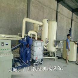 A級防火板生產機械硅質聚苯板設備生產線