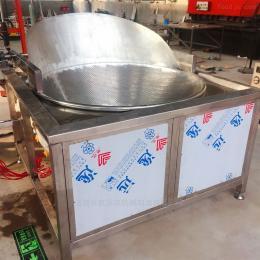 YZ-1200薯條薯片自動控溫油炸設備 膨化食品油炸鍋