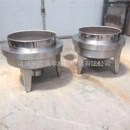 500L牛肉蒸煮锅 肉制品燃气加热蒸煮设备
