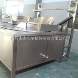 YZ-1200锅巴自动控温油炸锅 面食加工油炸单锅