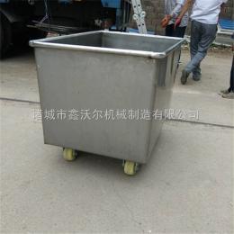 200L食品厂专用不锈钢肉料车