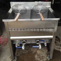 YZ-1000水产类自动控温油炸机 带鱼香辣鱼油炸设备
