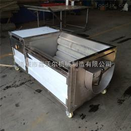 MG-1500土豆毛辊清洗机 马铃薯专业清洗设备
