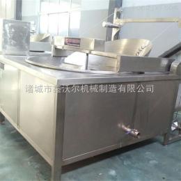 YZ-1200休闲食品自动控温油炸机 薯条薯片油炸设备
