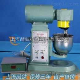 水泥搅拌仪器|水泥搅拌设备|水泥净浆搅拌机特价|NJ-160A型水泥搅拌机