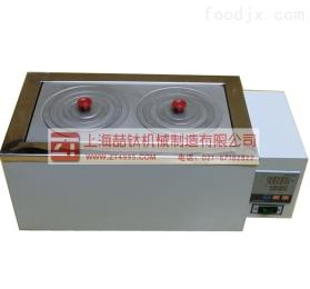 HH-2双孔水浴锅,不锈钢双孔水浴锅,上海双孔水浴锅