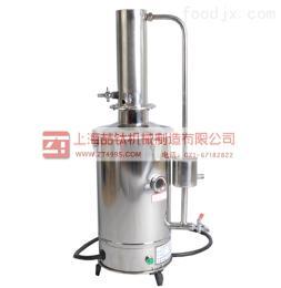 YA-ZD-5升不锈钢蒸馏水器,2015全不锈钢蒸馏水器价格