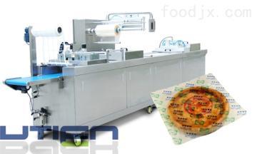 DZL-420Y月饼全自动热成型气调包装机