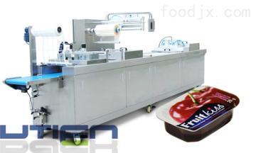 DZL-420Y果酱全自动热成型气调包装机