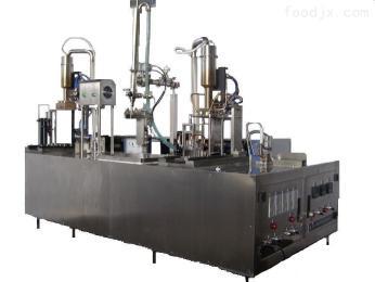 BW-500供應小型果酒飲料屋頂盒灌裝機