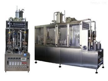 BW-1000供应半自动果汁屋顶包灌装设备