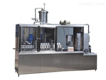 BW-1000B半自動屋頂盒果汁飲料灌裝機