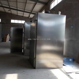 电加热烘干炉 郴州香肠烟熏炉