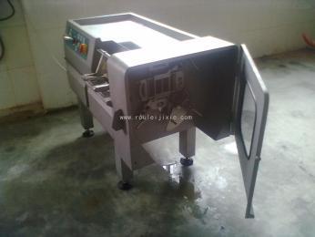 550型鸡蛋糕切丁机