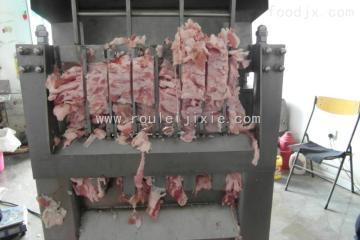 2000帶骨凍肉切塊機
