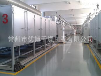 DW-2.0-10A蔬菜连续网带式干燥机设备技术说明
