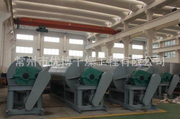 ZPG-5000耙式真空干燥机设备的总容积5000L
