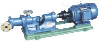 I-1BI-1B型浓浆泵(螺杆泵)