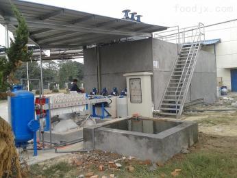 100屠宰废水处理设备