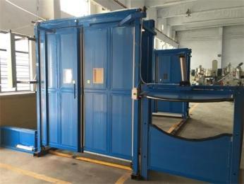swm矿用无压风门-全气动平衡风门使用基础操作