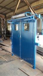 swm2.2*2.6平衡式无压风门在煤矿通风系统应用特点