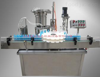 BZ-100厂家直供502灌装旋盖机液体旋盖机售后有保障