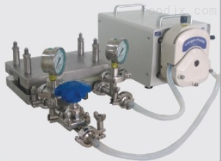 小型微濾MF/超濾UF系統SL-MU2010