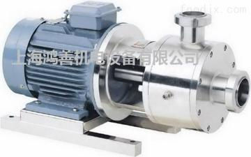 HRBD單級管線式乳化泵