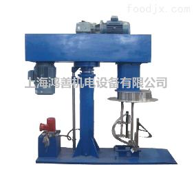 HSJ-Y液壓升降雙軸攪拌機