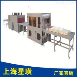XH-2500T上海星璜木门套膜热收缩包装机
