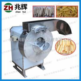 ZH-ST1000多功能高速切薯条机切菜机