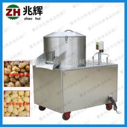 ZH-TP350小型土豆脱皮机
