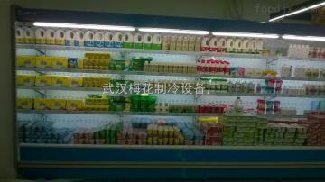 武漢梅花如嵐水果保鮮柜