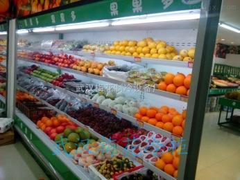 武漢梅花水果保鮮柜