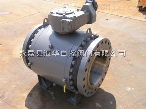 Q947Y电动高温球阀;电动不锈钢球阀;电动固定球阀;电动硬密封球阀